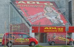 ee4c06e6c2 Bezpečnostné dvere Bratislava - predajne ADLO